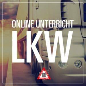 Online Unterricht LKW - Fahrschule Muelln
